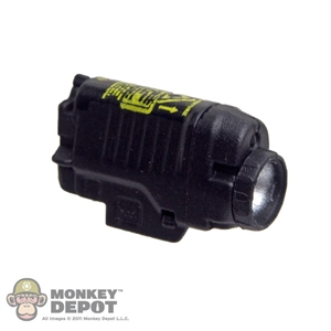 Silencer: Soldier Story GTL 22 Tactical Light w/Laser & Dimmer