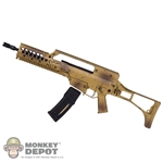 Rifle: Soldier Story G36K Assault Rifle