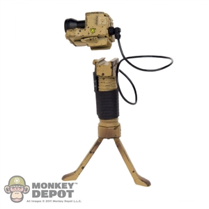 Light: Soldier Story LLM01 w/Grip Pod & Remote Pressure Switch