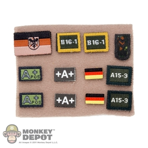 Insignia: Soldier Story KSK Patch Set