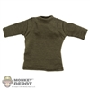 Shirt: Soldier Story Green T-Shirt