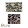 Insignia: Soldier Story US Aircrew/Pilot Set