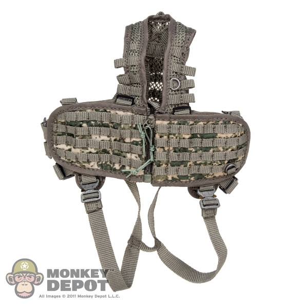 monkey depot vest soldier story gen iii air warrior harness