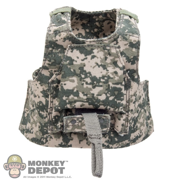 monkey depot vest soldier story air warrior flexible body armor vest
