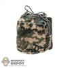 Pouch: Soldier Story Dual Zipper Pouch