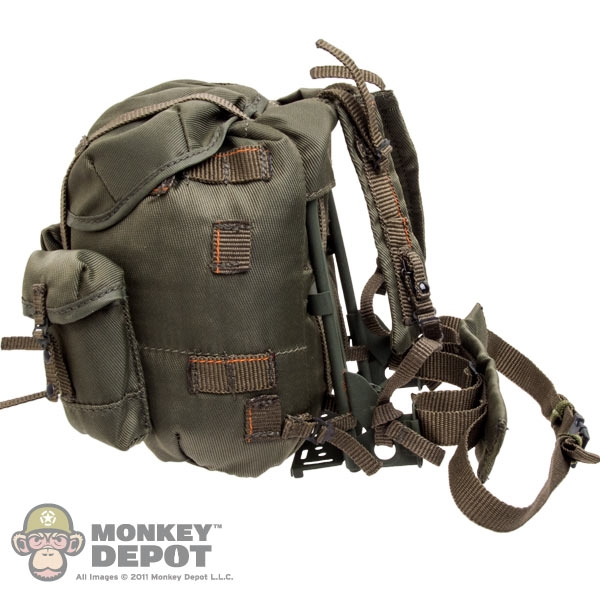 Monkey Depot - Pack: Soldier Story ALICE Backpack w/ALICE Frame