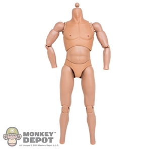 Figure: Soldier Story Nude S2.5 w/Neck Peg (No Head, No Hands, No Feet)