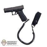 Pistol: Soldier Story G17 9mm w/Pistol Safety Lanyard