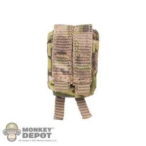 Ammo: Soldier Story Multicam Double Mag Pouch (Ammo is not Included)
