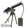Rifle: Soldier Story WWII M1917 Water Cooled Machine Gun (Republic China Version)