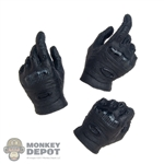 Hands: Soldier Story Oak Molded Tactical Gloved Set