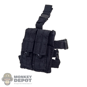 Pouch: Soldier Story M4 5.56 Drop Leg Double Mag Pouch