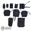 Pouch: Soldier Story 10 Pieces Tactical Pouch Set