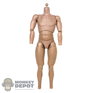 Figure: Soldier Story Base S2.5 Body w/Bulking Thighs