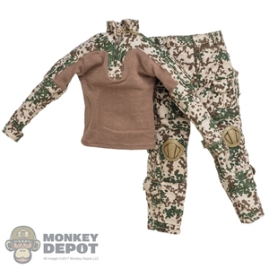 Uniform: Soldier Story Lindnerhof Desert Flecktarn Uniform
