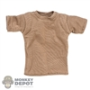 Shirt: Soldier Story Tan T-Shirt