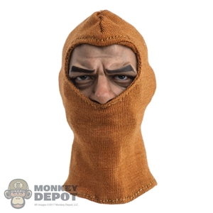 Mask: Soldier Story Brown Balaclava