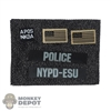 Insignia: Soldier Story NYPD Patch Set