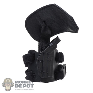 Holster: Soldier Story Model 6004 ESU Tactical Holster w/Magnetic Flap Cover