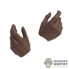 Hands: Soldier Story Mens Weapon Grip (African American)