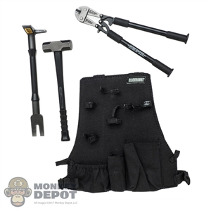 Tools: Soldier Story Blackhawk Entry Tools Backpack Panel