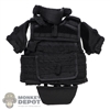 Vest: Soldier Story Paraclete RAV Tactical Armor w/Shoulder & Groin Protector