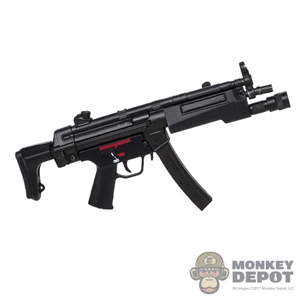 Rifle: Soldier Story MP5A5 9mm Sub-Machine Gun w/Light