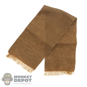 Scarf: Soldier Story US WWII Brown