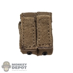 Pouch: Soldier Story Double Pistol Pouch (Ammo Not Included)