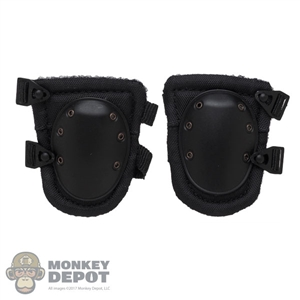 Pads: Soldier Story Mens Combat Knee Pads Black