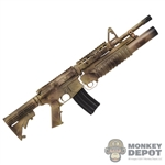Rifle: Soldier Story M4 w/M203 Grenade Launcher