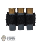 Ammo: Soldier Story Tactical Shotgun Holster w/Grey Shells