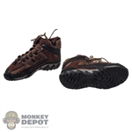 Boots: Soldier Story Mens Merrell Hiking Boots