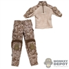 Uniform: Soldier Story Mens Crye Precision Navy Custom G3 Combat Uniform