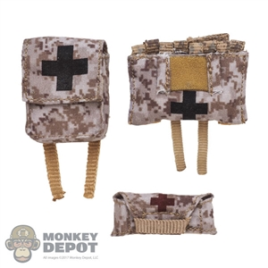 Pouch: Soldier Story AOR1 Medical Pouch Set