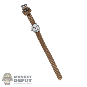 Watch: Soldier Story Model A-11 US Military Watch