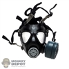 Mask: Soldier Story Mens M5-11-7 Assault Gas Mask