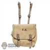 Pack: Soldier Story M-1936 Musette Jump Bag