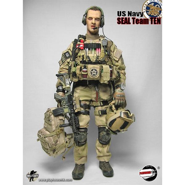 Conosciuto Monkey Depot - Playhouse S NAVY SEAL Team 10 PH012 HF43