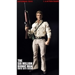 Supermad Toys he Six Million Bionic Man Hunter Outfit Version (SMT-1901)