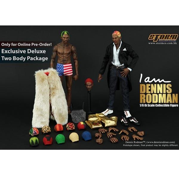 Monkey Depot - Boxed Figure: Storm Collectibles Dennis