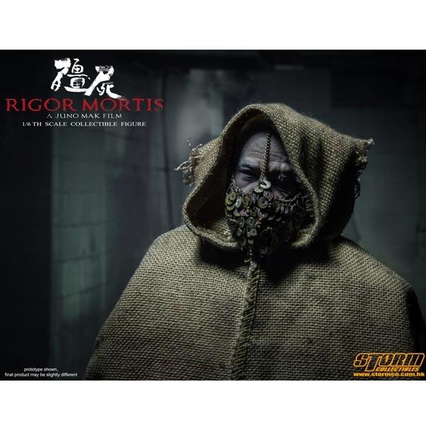 Boxed Figure: Storm Collectibles Rigor Mortis (SM-1403)