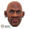 Head: Storm Collectibles Dennis Rodman