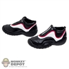 Shoes: Storm Collectibles Multi Color Basketball Sneakers