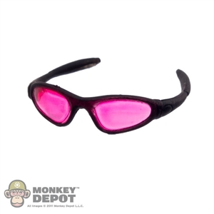 Glasses: Storm Collectibles Red Tint Sunglasses