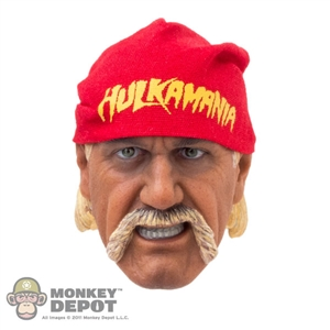Scarf: Storm Collectibles Red Hulkamania Bandana