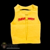 Shirt: Storm Collectibles Torn Yellow Hulkamania Tank Top