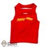 Shirt: Storm Collectibles Torn Red Hulkamania Tank Top