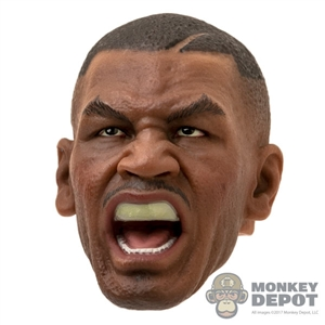 Head: Storm Collectibles Mike Tyson w/Mouth Guard
