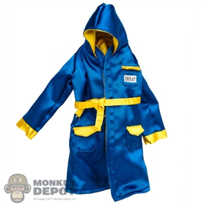 Robe: Storm Collectibles Mens Blue/Gold Everlast Robe